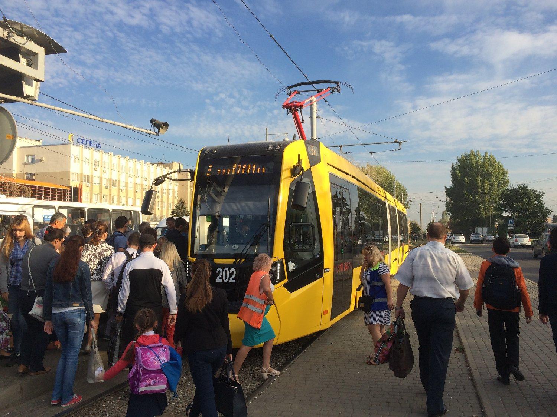 Трамвай Метелица